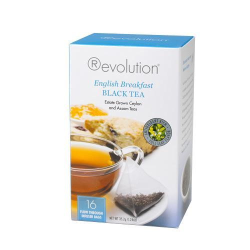 Výrobca: Revolution Tea, USA English Breakfast Tea